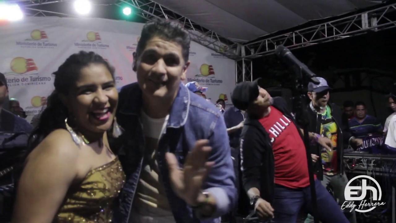 Eddy Herrera - Cierre del Carnaval - Neyba