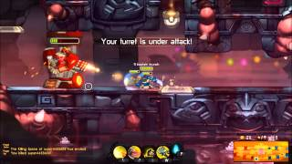 AwesomeNauts - Game 1 - Gameplay - With Blitzwinger & Gamer