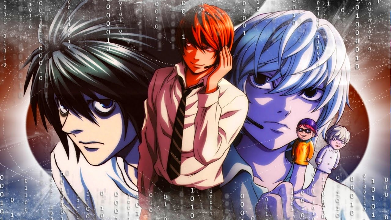 Top 10 Smartest Death Note Characters デスノート [Series Finale ...