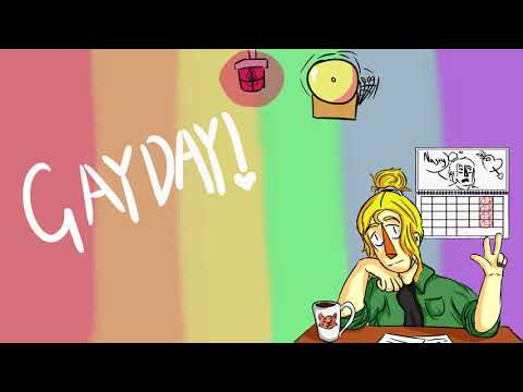 Gay Day episode 5- Flirting & Human Rights