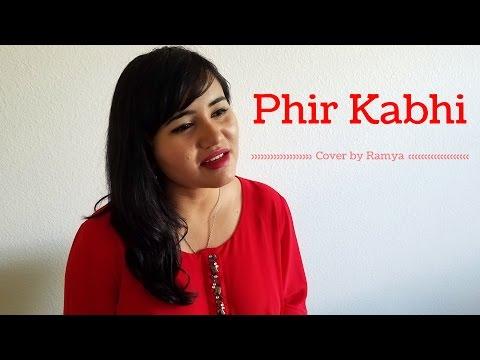 Phir Kabhi - Female Cover Version By Ramya Ramkumar | MS Dhoni | Arijit Singh