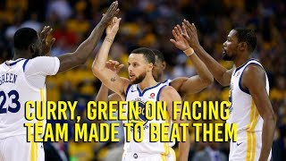 NBA Playoffs: Curry, Green weigh in on Rockets team made to beat them