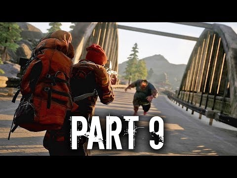 State of Decay 2 Gameplay Walkthrough Part 9 - DAY 7 (Full Game)