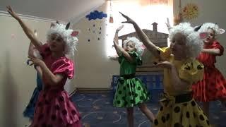 "волк и семеро козлят (мюзикл 2018-Шоу-группа ""Диги-Дон"""