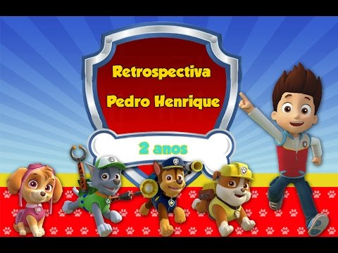 Retrospectiva Pedro Henrique - Patrulha Canina