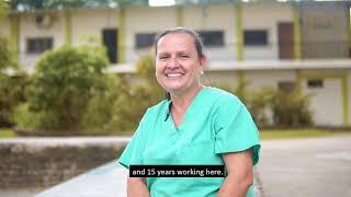 Somos AHN - We are AHN : Felipa- Enfermera(Nurse)