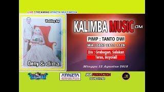 Live streaming - CS KALIMBA MUSIC - JAVA SOUND - PRERNIKAHAN DENY & DINA 12 AGUSTUS 2018