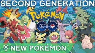 Video EVERYTHING YOU NEED TO KNOW ABOUT SECOND GENERATION IN POKÉMON GO download MP3, 3GP, MP4, WEBM, AVI, FLV November 2017
