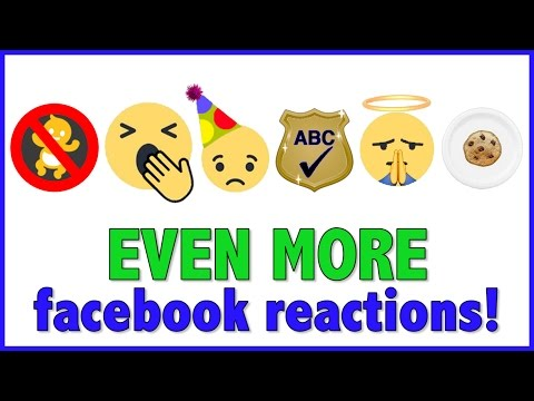 Facebook Reactions: 6 More Emojis that Should Have Been