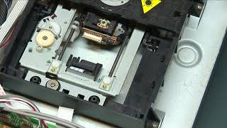 How to Fix CD or DVD Player No Disc Error won 39 t play cd