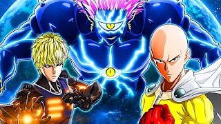 ONE PUNCH MAN A HERO NOBODY KNOWS Character Trailer (2020) PS4 / Xbox One / PC