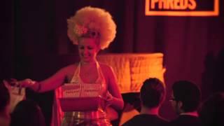 Cherie Bebe's Burlesque Revue at Matt & Phreds Trailer
