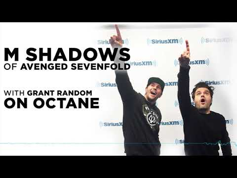 AUDIO: M Shadows from Avenged Sevenfold talks to Grant Random from Octane