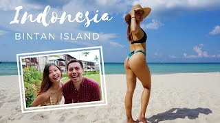 Video INDONESIA VLOG: BEST WEEKEND GETAWAY FOR LAZY FITNESS PEOPLE! (Bintan Island) download MP3, 3GP, MP4, WEBM, AVI, FLV Mei 2018