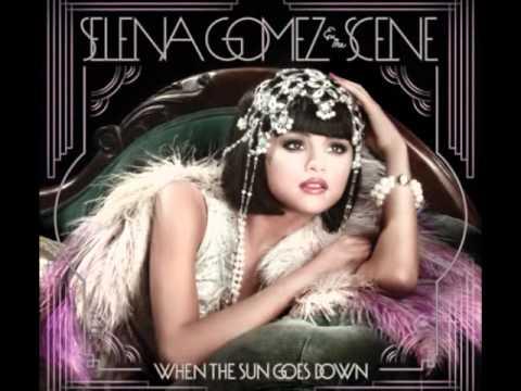 Selena Gomez & the Scene album When the Sun Goes Down Confirmed  tracks