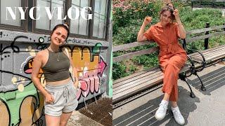 NYC + BROOKLYN VLOG - the new normal // bushwick, washington sq, fort greene + more!