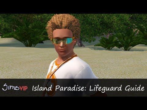 The Sims 3 Island Paradise: Lifeguard Career Guide