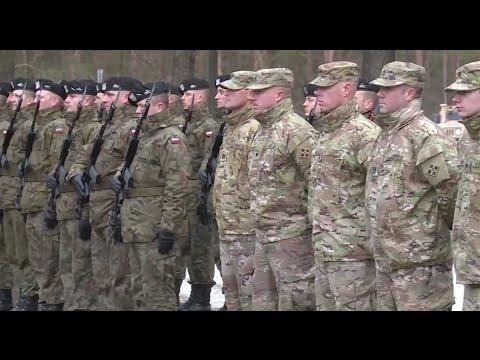 U.S. NATO troops