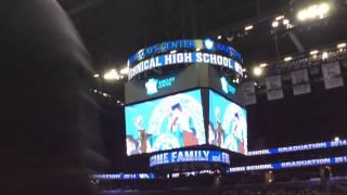 The Power of Three - Brooklyn Tech Valedictorian Speech 2014