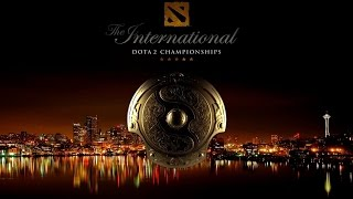 EHOME vs VG  | Ti6 | Game 1 | The International 2016 CN Qualifier | EHOME vs Vici Gaming