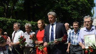 Наталья Королевская: Мы должны чтить подвиги героев Великой Отечественной войны