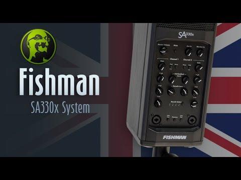 Fishman SA330x Review by GearGossip