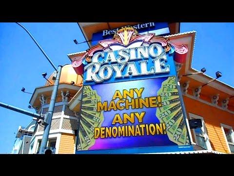Best Western Plus Casino Royale - On The Strip - Las Vegas Hotels, Nevada von YouTube · HD · Dauer:  1 Minuten 31 Sekunden  · 1000+ Aufrufe · hochgeladen am 22/11/2016 · hochgeladen von USA Hotels Directory
