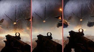 Destiny 2 Beta Graphics Comparison Xbox One Vs PS4 Vs PC
