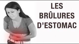 Brûlures, RGO : comment mieux protéger son estomac ?