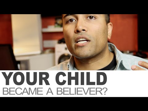 What to do if your kids become religious?