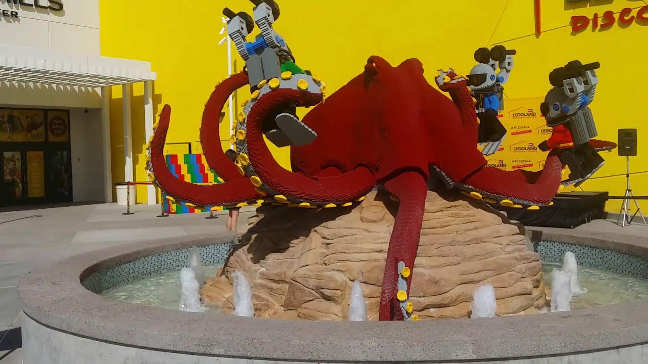 OPENING DAY! Legoland Discovery Center, Arizona Mills Mall ...