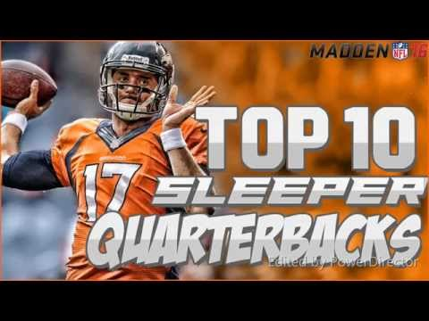 Madden 16 Connected Franchise Tips: Top 10 Sleeper