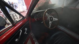 My Mustang Almost Caught on fire