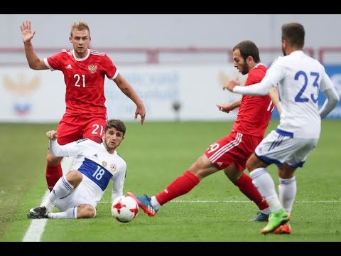 Россия – Армения. Молодежные сборные. Отборочный матч Чемпионата Европы-2019 U-21
