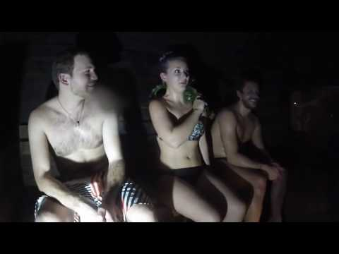 -Spa Comparing  Finnish sauna  Vs Russian banya