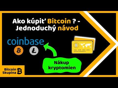 Ako Kúpiť Bitcoin - Jednoduchý Návod Pre Začiatočníkov + 10 EUR Bonus Cez Coinbase **Návod** #1
