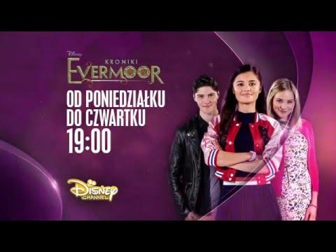 Evermoor: Kroniki od poniedziałku do czwartku o 19:00 w Disney Channel!