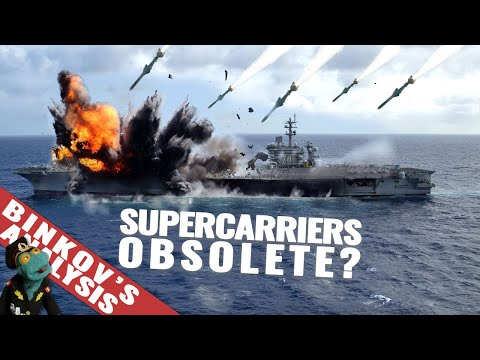 When will aircraft carriers become obsolete?