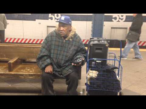 Subway Soul Singer