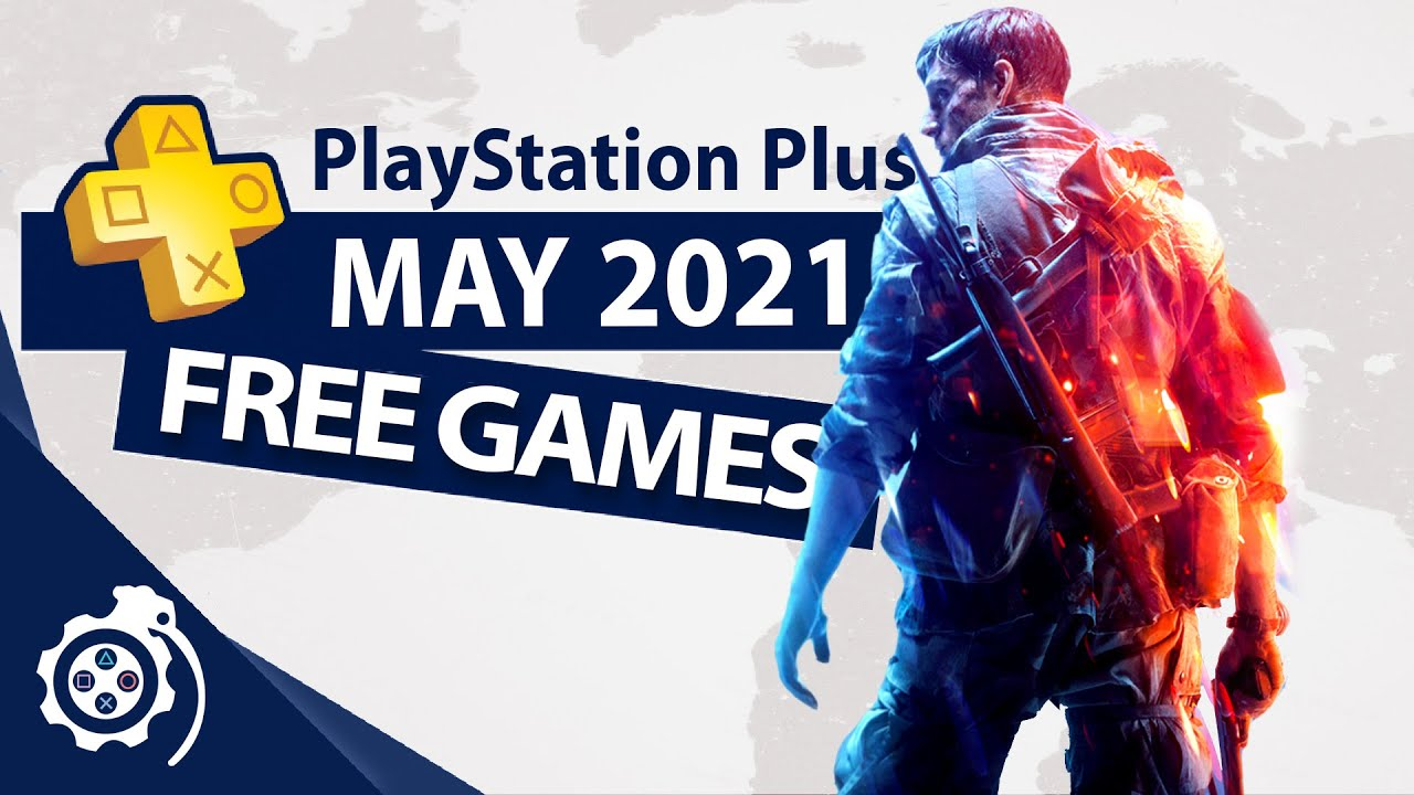 PlayStation Plus (PS4 and PS5) May 2021 (PS+)