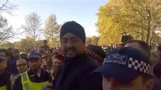 'RAJ'S 'SPEECH WITH THE VETERANS AGAINST TERRORISM