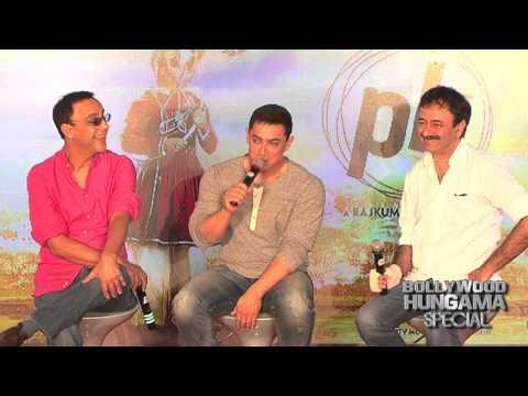 How Aamir Khan Reacted To Shah Rukh Khan Dig On PK Poster