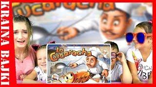 LA CUCARACHA Łapiemy w Pułapkę Karalucha! Gra Zręcznościowa dla Dzieci od RAVENSBURGER | GRAJ Z NAMI