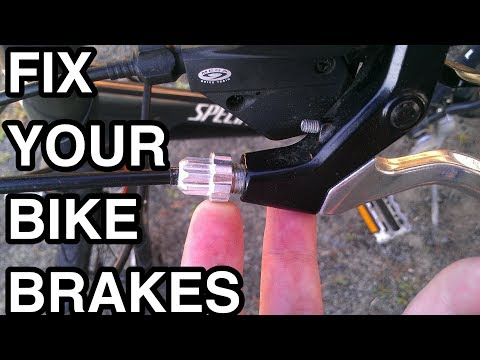 Adjust Your Bike Brakes the Easy Way Hollis Easter