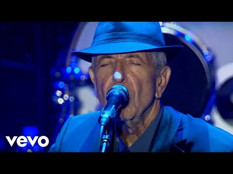 Leonard Cohen - Famous Blue Raincoat (Live in Dublin - edited)