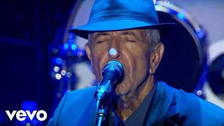 Leonard Cohen - Famous Blue Raincoat (Live in Dublin)