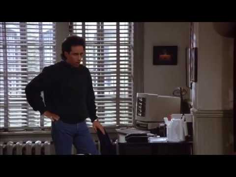 Seinfeld - George has nothing to say