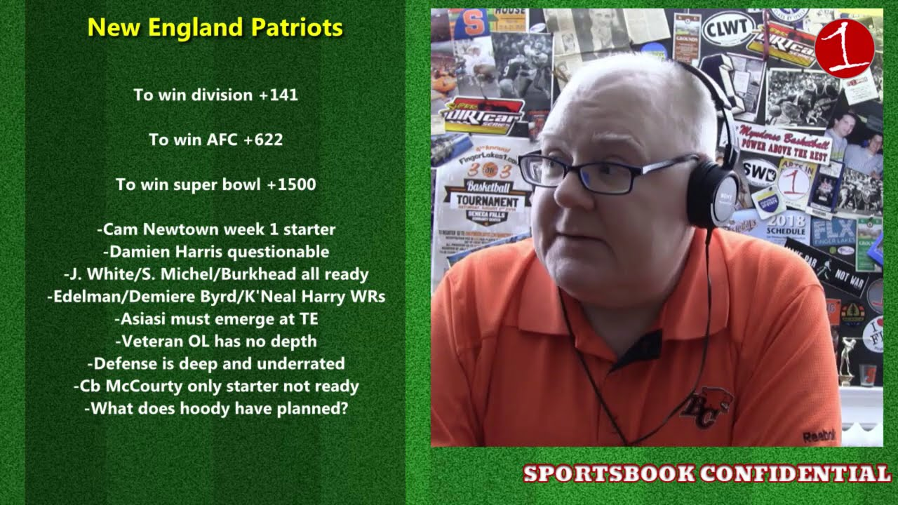 2020 NFL AFC East Preview & Kentucky Derby .::. Sportsbook Confidential 9/4/20