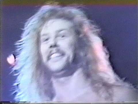 Metallica - Film 'Em All - Damaged Justice Tour Compilation