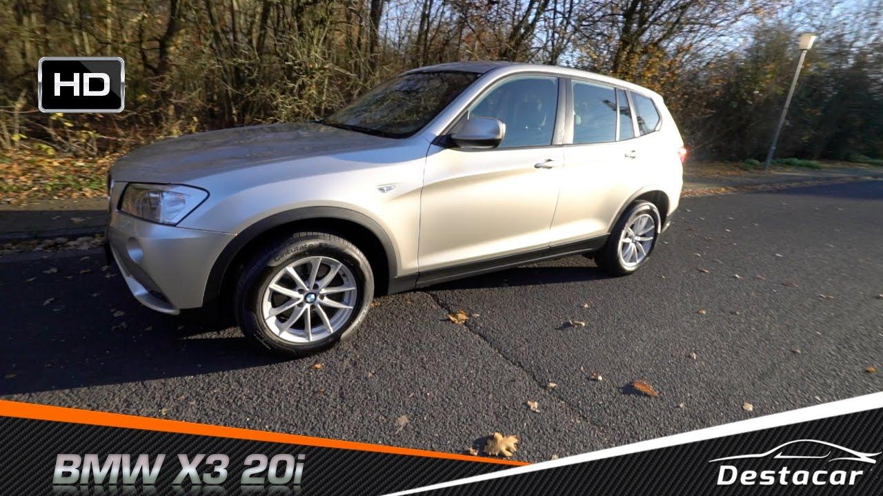 Как едет BMW X3 20i F25?  183ЛС     2013 год Осмотр и тест-драйв